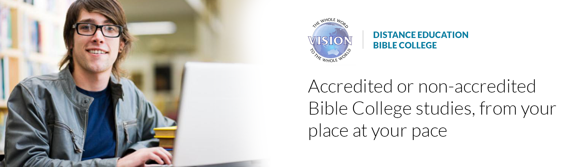 Home | Internet Bible College